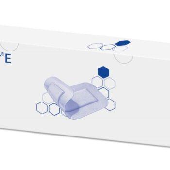 Повязка послеоперационная COSMOPOR E самоклеящаяся стерильная 7,2х5 см 10 шт/уп