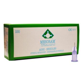Игла для микроинъекций 30G Mesoram , 0,3*13