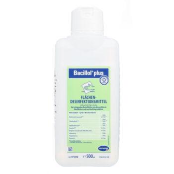 Дезинфицирующее средство Бациллол плюс 500 мл.