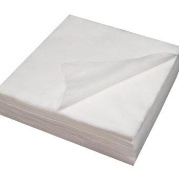 Салфетка спанлейс белая 100 шт/уп