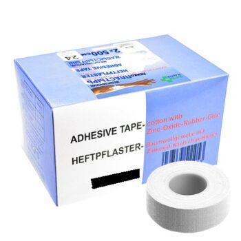Лейкопластырь на тканевой основе 1*500 см, SFM Plaster, Германия