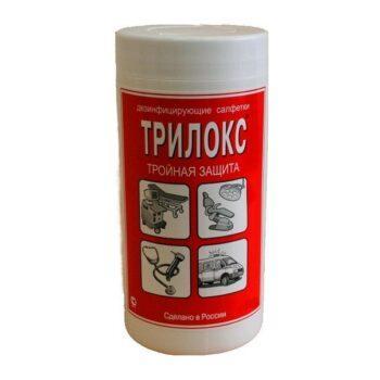 "Салфетки дезинфицирующие ""Трилокс"" 90 шт."