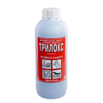 Дезинфицирующее средство  Трилокс  1л